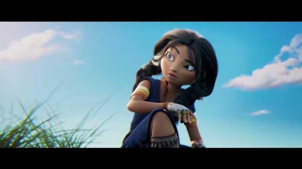 Disney a dévoilé les premières images de son nouveau film Encanto - Actu