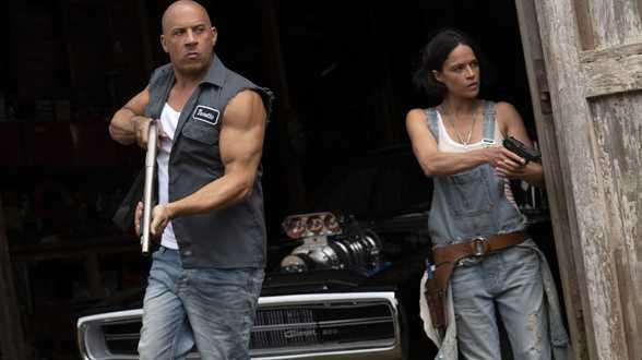 Fast & Furious 9 bat un record au box-office américain - Actu