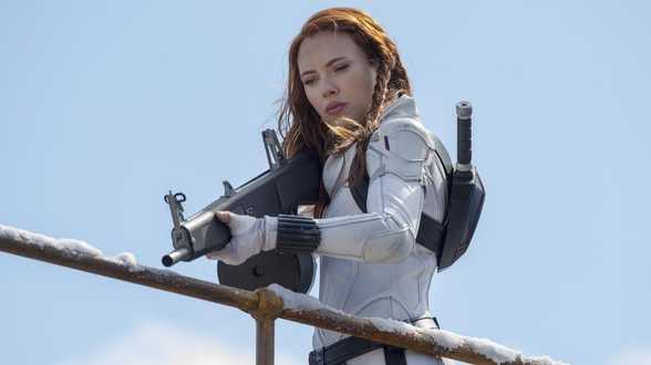 Scarlett Johansson porte plainte contre Disney pour la sortie de Black Widow - Actu