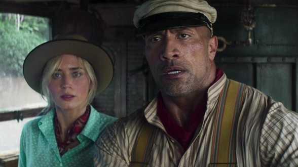 Avec Jungle Cruise, Disney navigue en tête du box-office nord-américain - Actu