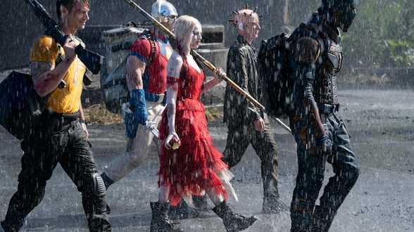 The Suicide Squad s'installe timidement en tête du box-office nord-américain - Actu