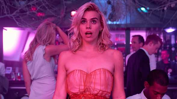 I Hate Suzie, actrice au bord de la crise de nerf - Actu