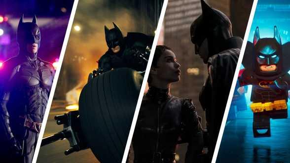 Tous les films de Batman classés du pire au meilleur - Actu