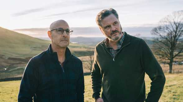 Supernova : Colin Firth et Stanley Tucci nous offrent un voyage fort en émotions - Actu