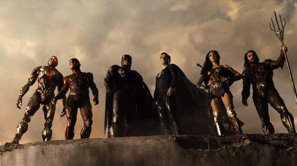 Justice League : la version retravaillée et vue par Zack Snyder - Actu