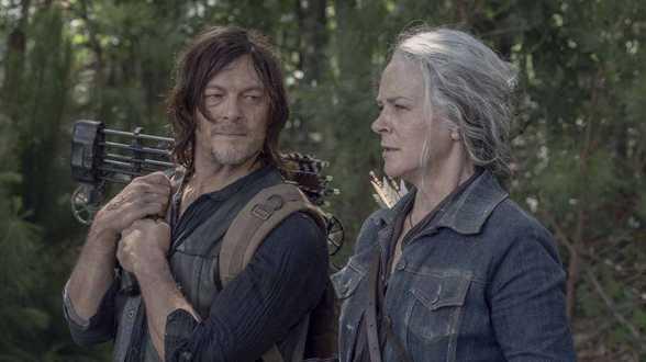 The Walking Dead - l'ultime saison est enfin là ! - Actu