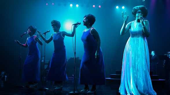 Respect : Jennifer Hudson incarne la voix et les combats d'Aretha Franklin. - Actu