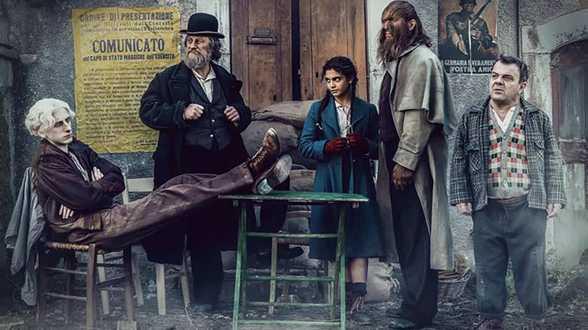 Un film italo-belge en lice pour le Lion d'or à Venise - Actu