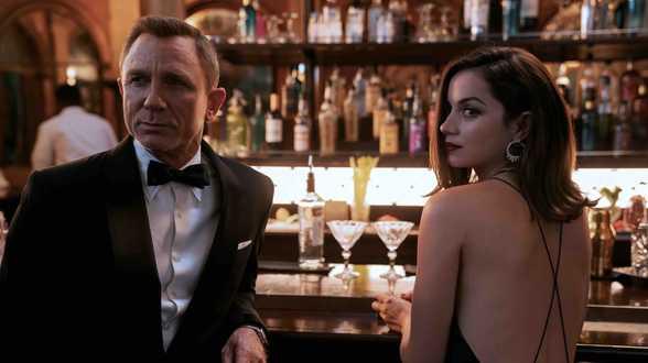 James Bond: 5 chiffres fous du tournage de Mourir Peut Attendre - Actu