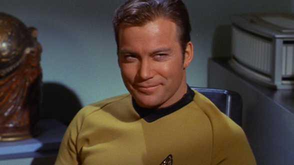 William Shatner, le célèbre capitaine Kirk de Star Trek, va aller dans l'espace - Actu
