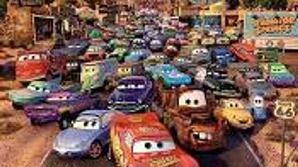 Cars (Quatres Roues) - Chronique