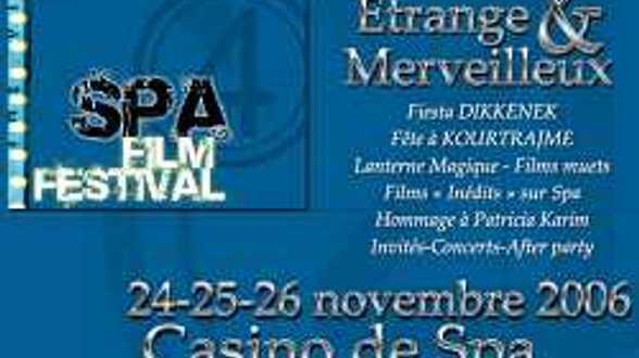 4e Spa Film Festival - Actu