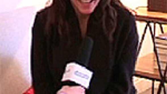 Interview d'Emma de Caunes à Bruxelles - Actu