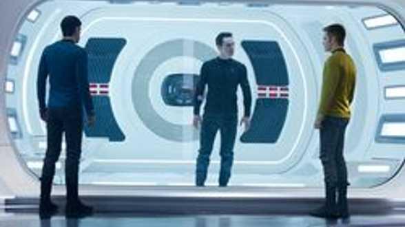 J.J. Abrams lève un coin de voile sur le tournage de 'Star Trek Into Darkness'. - Actu