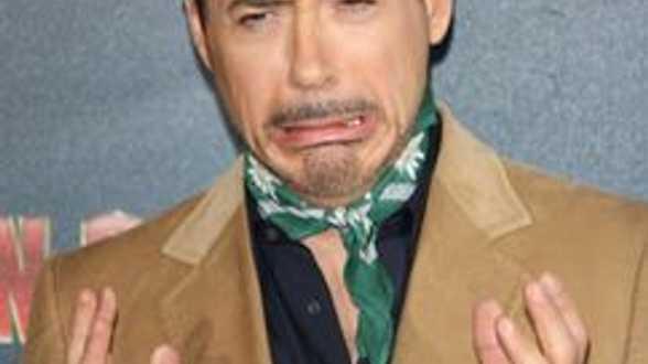 Message à caracrtère informatif: Tony Stark / iron Man n'existe(nt) pas! - Actu