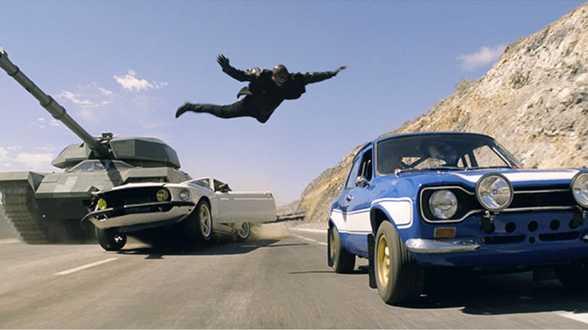 Fast & Furious 6 - Critique