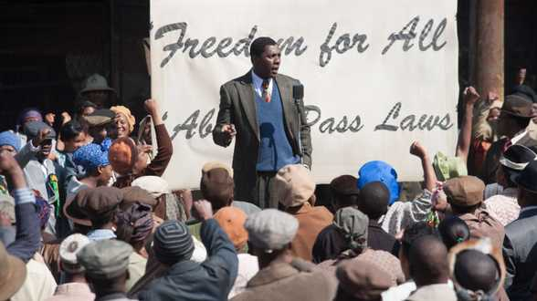 Mandela : Un long chemin vers la liberté - Chronique