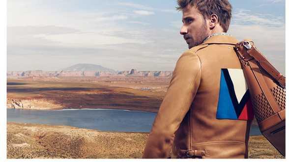 Matthias Schoenaerts, visage de la nouvelle campagne de Louis Vuitton - Actu