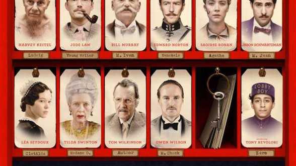 Berlinale 2014: Wes Anderson et sa grandiose entrée. - Dossier