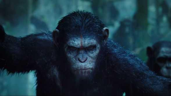 Gary Oldman, pas avare en révélations sur La Planète des singes : l'affrontement - Actu