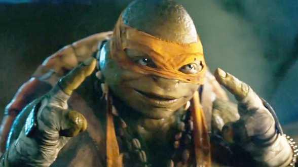 Ninja Turtles : les tortues sont de retour ! (bande-annonce) - Actu