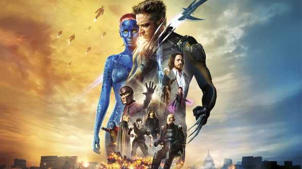 Les super-héros mutants de X-Men s'emparent du box-office nord-américain - Actu