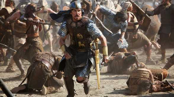 Première bande-annonce pour Exodus, le film de Ridley Scott avec Christian Bale (vidéo) - Actu