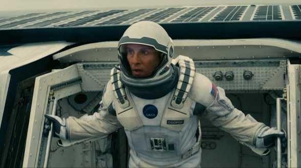 D'autres planètes et un trou noir dans le nouveau trailer d'Interstellar (vidéo) - Actu