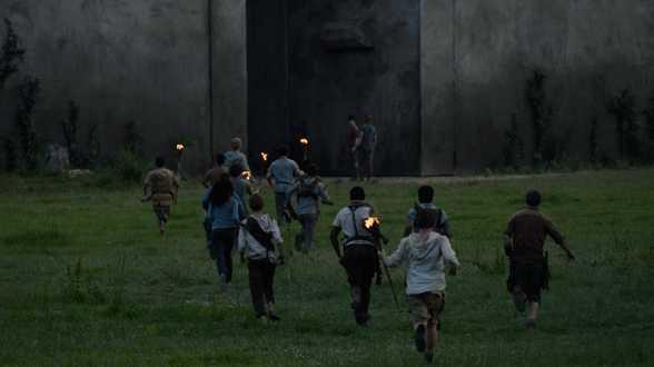 The Maze Runner: geen Catching Fire - Bespreking