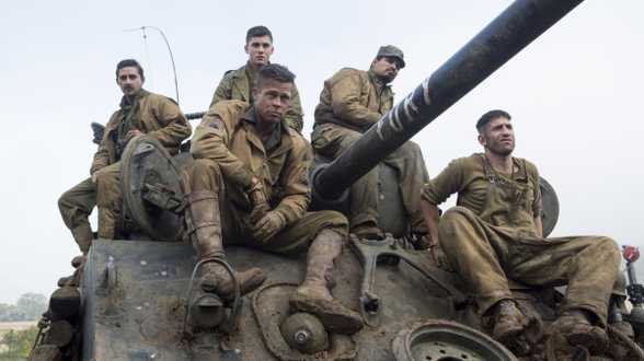 Fury: In de ban van de tank - Bespreking