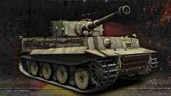 Infographic : De Tanks van Fury! - Actueel