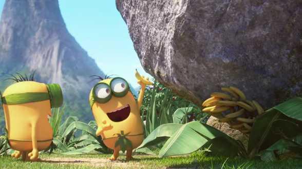 Ontdek de trailer van de Minions - Actueel