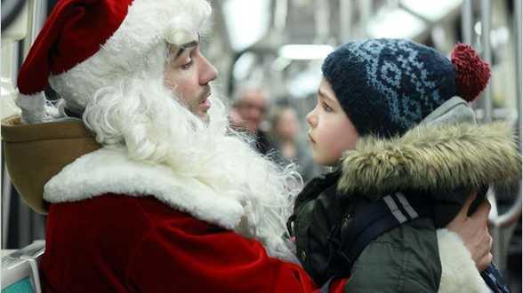 Le Père Noël est une ordure (bijna toch) - Bespreking