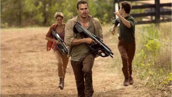 Divergent Series : Insurgent, Still Alice, Big Eyes, ... Uw Cinereview ! - Actueel