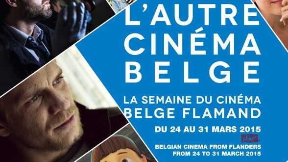 Vlaamse cinema in de schijnwerpers in Frankrijk - Actueel