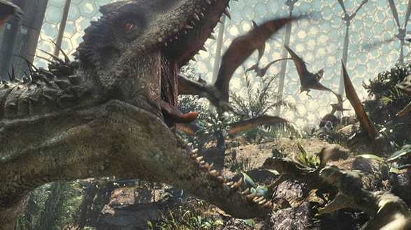 Jurassic World, The Dark Horse, Man Up, ... Uw Cinereview ! - Actueel