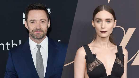 Hugh Jackman en Rooney Mara in nieuwe dramafilm - Actueel