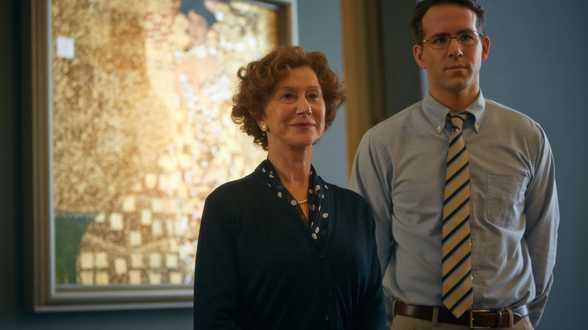 Woman in Gold: vechten om Klimt - Bespreking