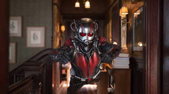 Ant-Man : Maxi Graal en de mier - Bespreking