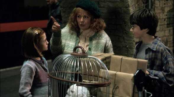 De zoon van Harry Potter op Zweinstein ! - Actueel