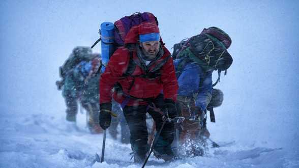 Everest : Baltasar Kormakur (bijna) aan de wereldtop ! - Bespreking