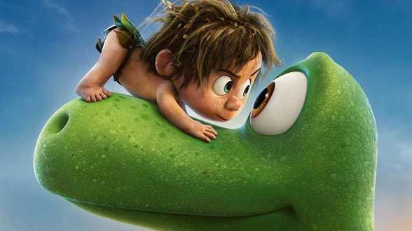 The good Dinosaur: Pixar zonder veel inspiratie - Bespreking