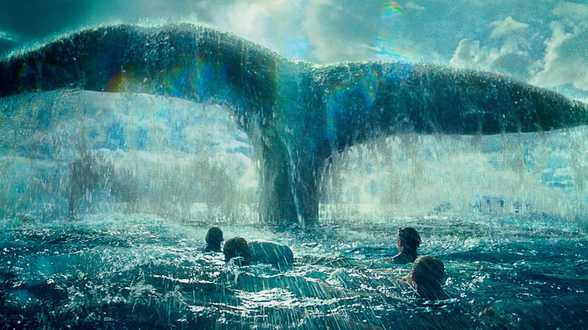 In the Heart of the Sea: De toorn van de walvis - Bespreking