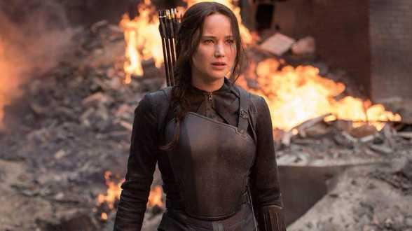 Geen prequel 'The Hunger Games' voor Jeniffer Lawrence - Actueel