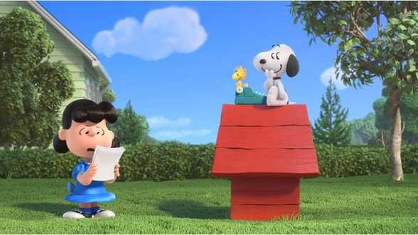 Snoopy and the Peanuts: digitaal ouderwets - Bespreking