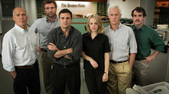 Spotlight, Steve Jobs, Chocolat, Point Break... Uw Cinereview - Actueel