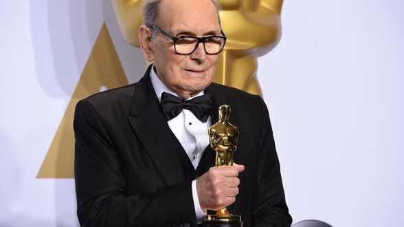Ennio Morricone wint Oscar voor beste originele muziek - Actueel