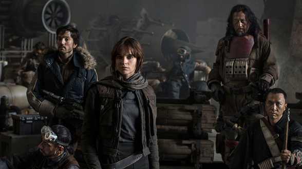 Eerste trailer van Star Wars: Rogue One online - Actueel
