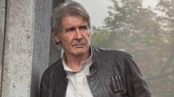 Harrison Ford aan de dood ontsnapt tijdens opnames Star Wars - Actueel