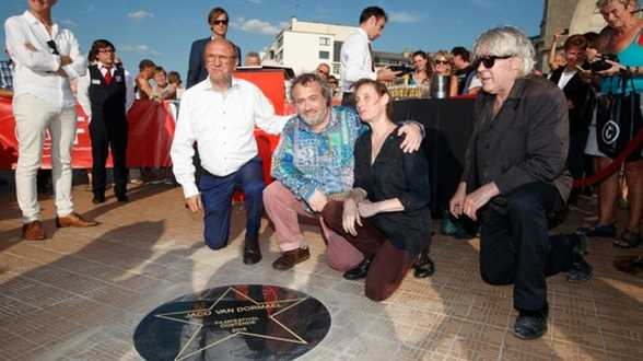 Jaco Van Dormael onthult ster in Oostende - Actueel